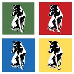 Blek le Rat His Masters Voiceless Set of 4