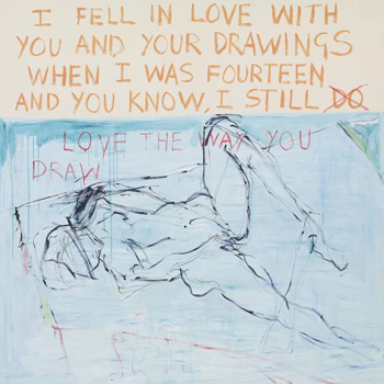 Tracey Emin Exorcism Of The Last Painting