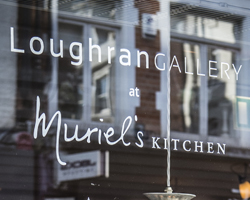 Loughran Gallery at Muriel's Kitchen