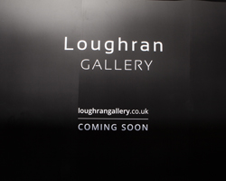Loughran Gallery Shop Window