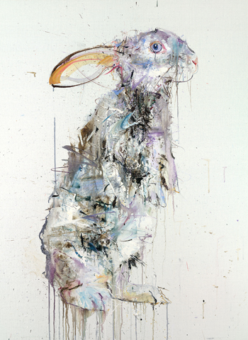 Rabbit III - Dave White