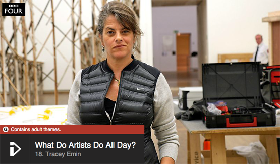 Permalink to Tracey Emin What Do Artists Do All Day?