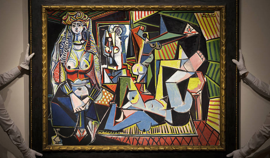 Women Of Algiers Picasso