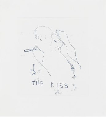 The Kiss (2011) - Tracey Emin