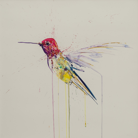 Hummingbird - Dave White