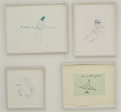 Tracey Emin group