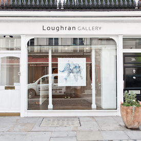Loughran Gallery Outside