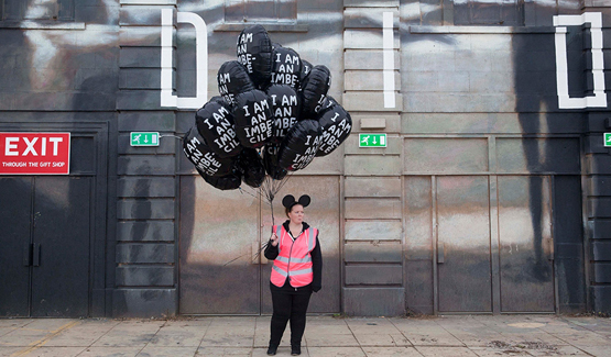 Permalink to Banksy Dismaland Opens Somerset