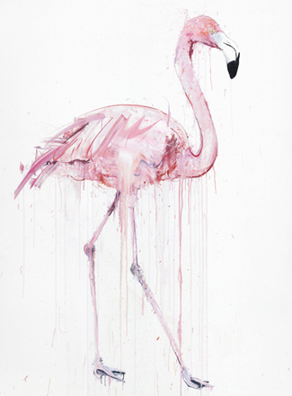 Flamingo I [edition] - Dave White