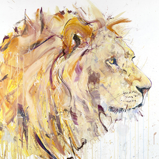 Lion [edition] - Dave White