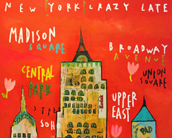 Corinne Dalle Ore, New York Crazy Late