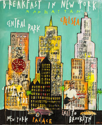 Breakfast In New York - Corinne Dalle-Ore