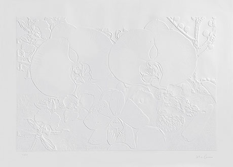 Fossil Record - Ice Strata (1st Layer) - Marc Quinn