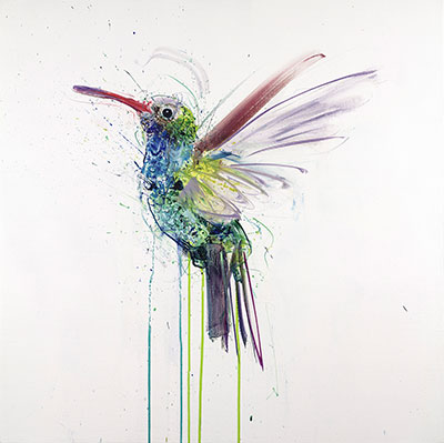Hummingbird II - Dave White