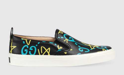 Guccigost X Gucci 2 Sneakers Theartgorgeous