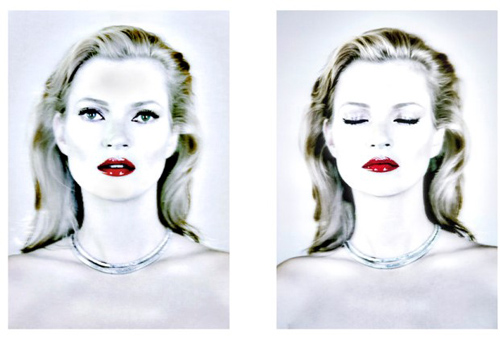 Kate Moss Shes Light 56X76 New Lr 882X650