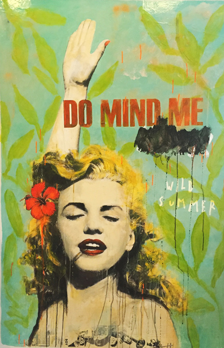 Do Mind Me 97X146cm Lightbox 1