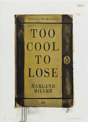 Harland Miller Too Cool To Lose