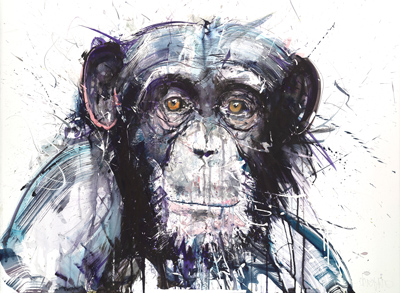 Chimp II - Dave White