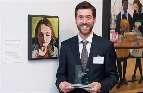 The National Portrait Young Artist Award 2013