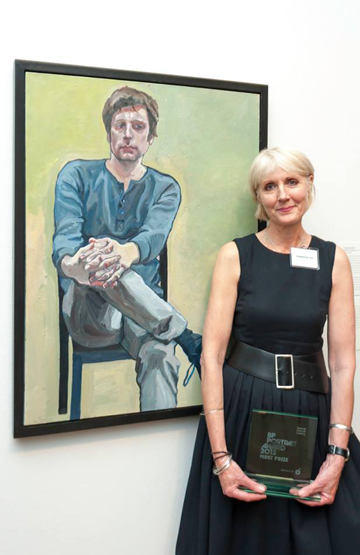 The National Portrait Award Winner 2013