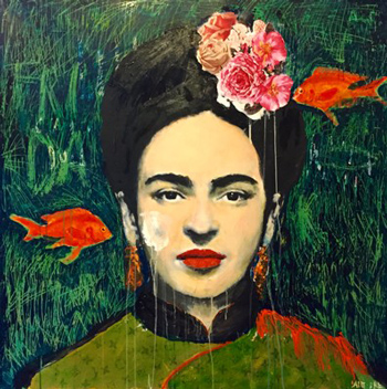 Frida In Japan  - Corinne Dalle-Ore