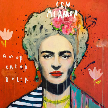Frida Colour - Corinne Dalle-Ore