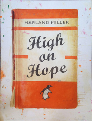 High On Hope - Harland Miller