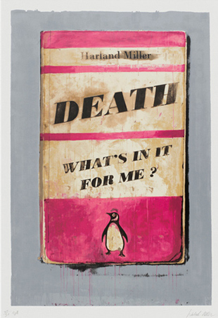 Death, What's In It For Me? - Harland Miller