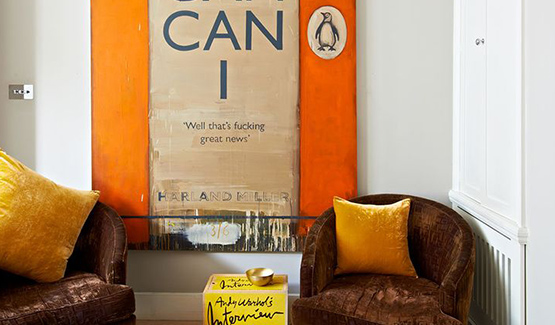 Permalink to Harland Miller: I Can Can I