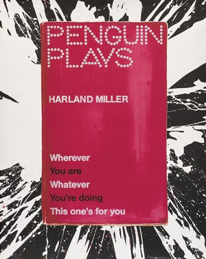 Wherever You Are, Whatever You're Doing, This One's For You - Harland Miller