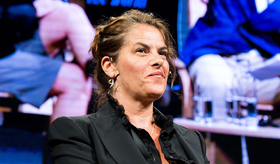 Permalink to Tracey Emin at Hay Festival