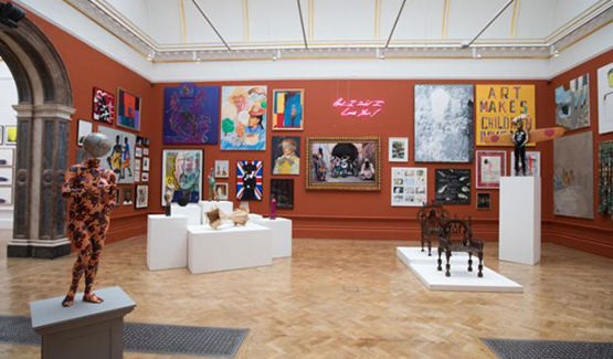 Permalink to The Royal Academy's Summer Exhibition