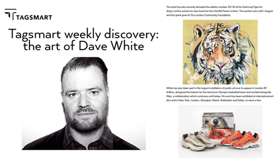 Tagsmart discover Dave White