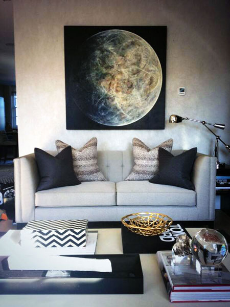 Charlie Barton Cosmos In Home