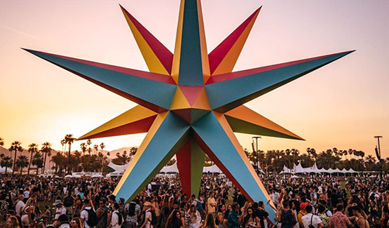 Permalink to Art at Coachella 2018