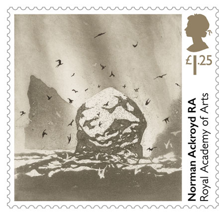 26538620Royalacademynormanackroydstamp400