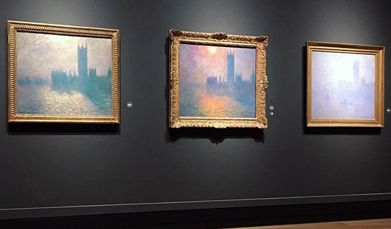 Permalink to Must See: Monet & Architecture