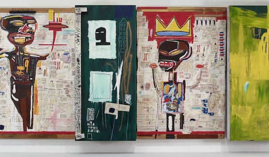 Permalink to Basquiat at the Louis Vuitton Foundation
