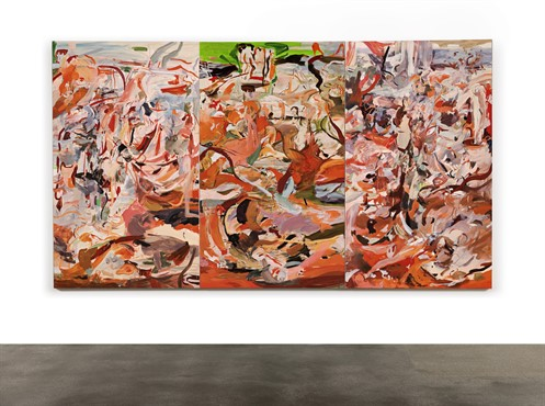 Sotheby S Contemporary Curated Sale Lot 210 Cecily Brown