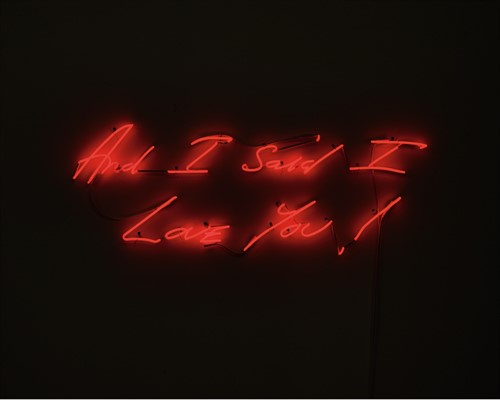 Sotheby S Contemporary Curated Sale Lot 219 Tracey Emin