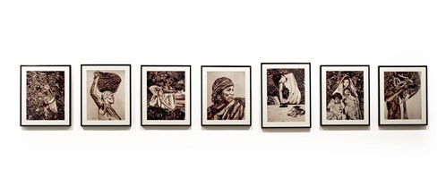 Sotheby S Contemporary Curated Sale Lot 323 Vik Muniz