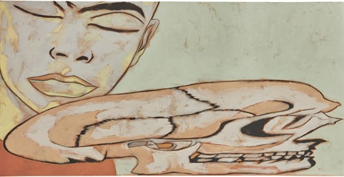 Sotheby S Contemporary Curated Sale Lot 225 Francesco Clemente