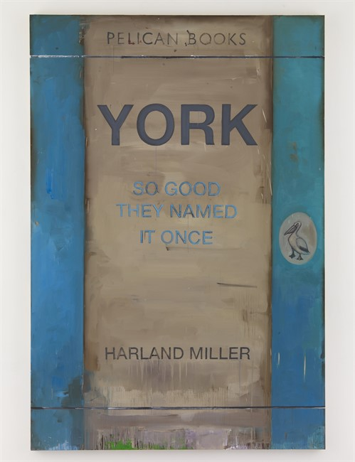 Harland Miller York So Good They Named It Once 2009 High Res 2