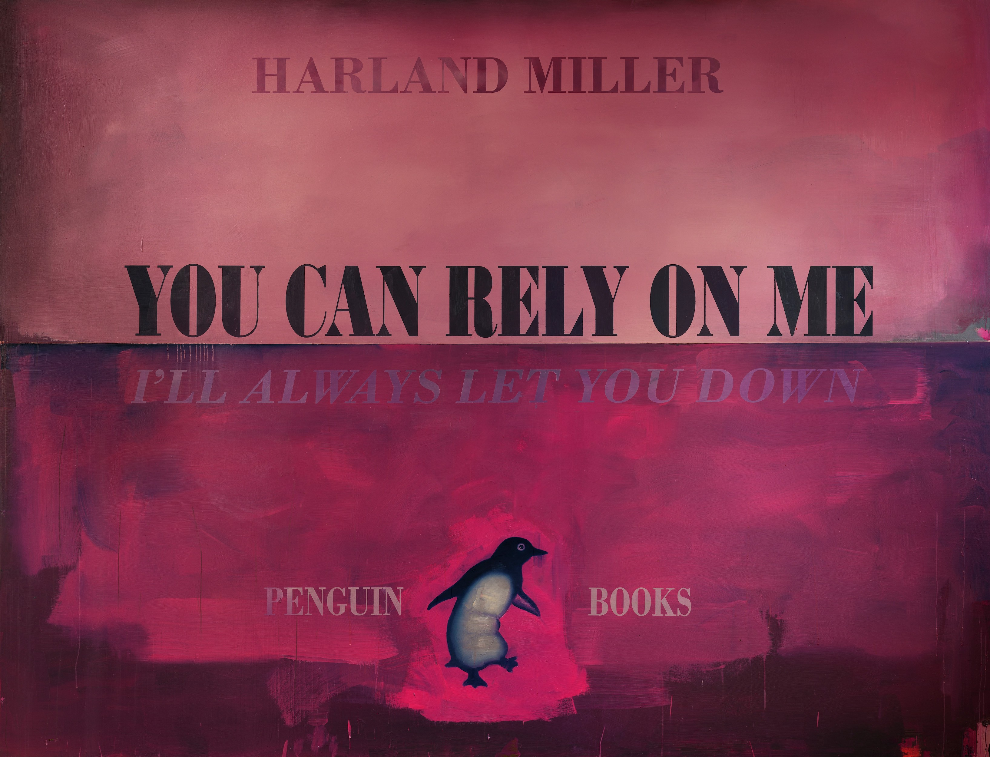 Harland Miller returns to Yorkshire