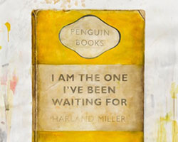 Harland Miller I Am The One Artist Snippet