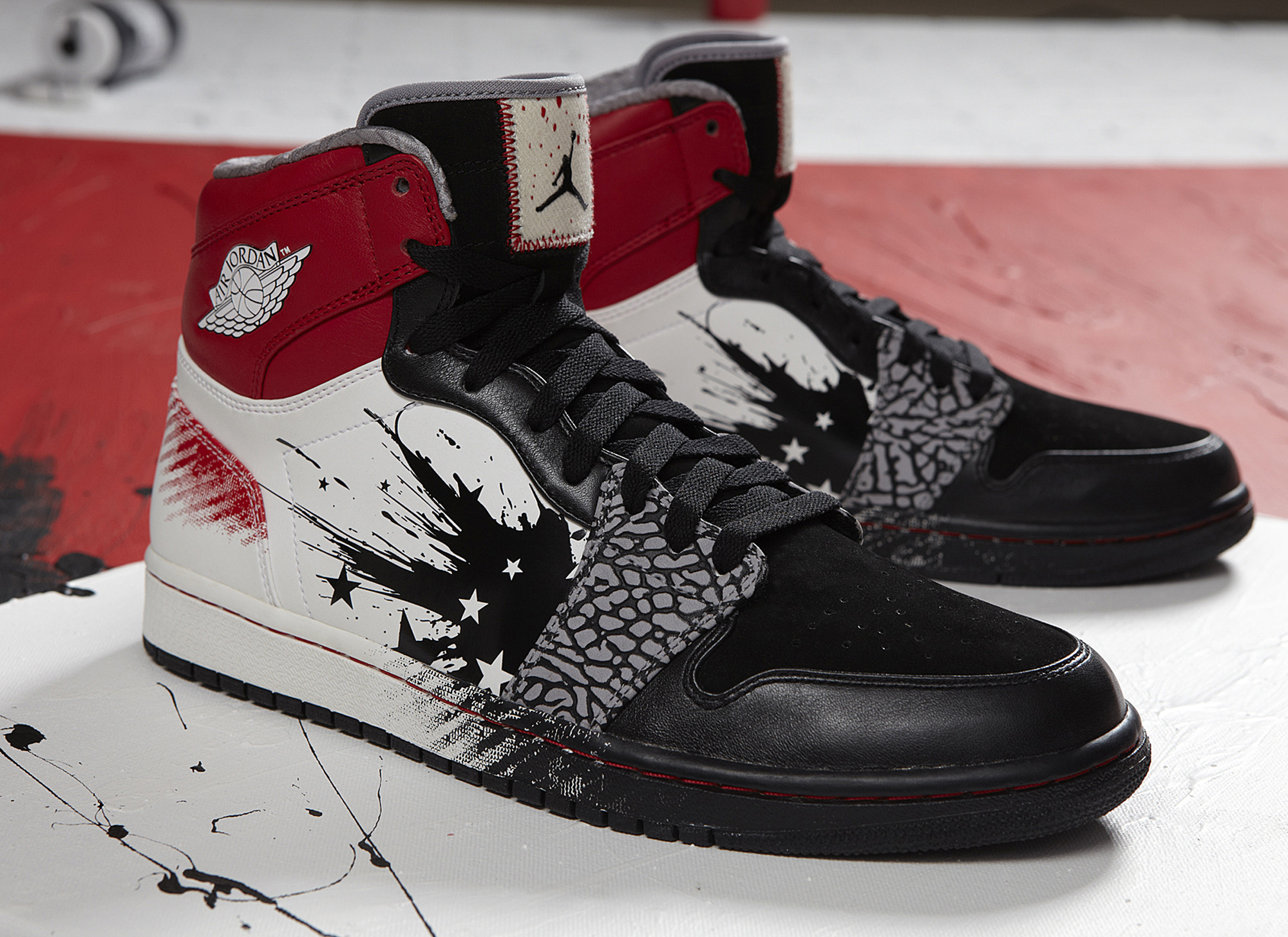 Dave White x Air Jordan 1 'Wings for the Future'