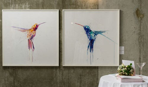 Dave White Hummingbirds I & II
